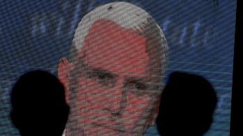 美國大選副總統辯論:彭斯頭上的蒼蠅,習近平川普的國際民意