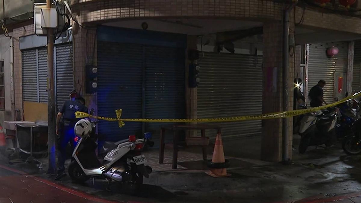 新莊街頭開槍尋仇 17歲少年下體中彈…送醫途中又車禍
