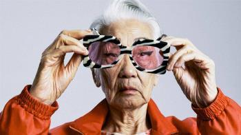 全台最時尚!92歲時尚阿嬤郝雲娟的精彩人生才正開始