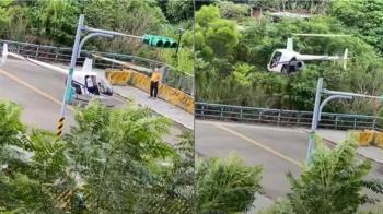 淡水R22直升機駕駛遭拘提 下午送至士檢複訊