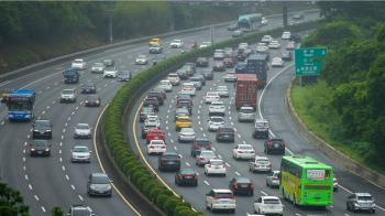 又紫爆?國慶連假第2天 高公局估國道10大地雷路段