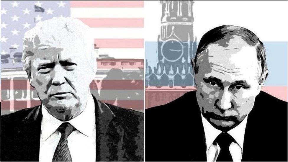 美國大選:川普指「通俄門」是民主黨的醜聞