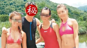60億男星爽開後宮!交3女友玩4人行30年 私下生活曝