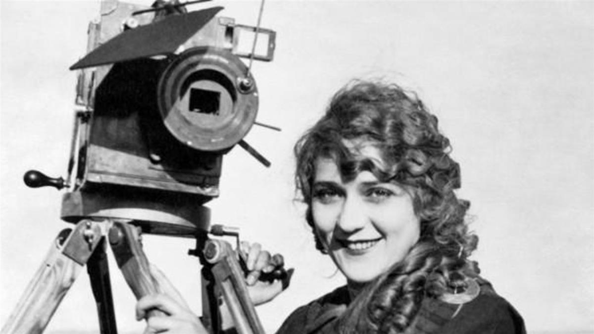 生前拍過上千部作品 法國女導演建立全美最大片廠