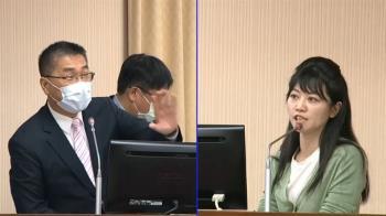 徐國勇、高嘉瑜舌戰「實坪制」 館長嗆:當人民塑膠嗎?