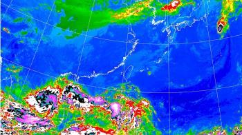 又有2颱風恐生成!這天起雨連炸7天 全台降雨熱區出爐