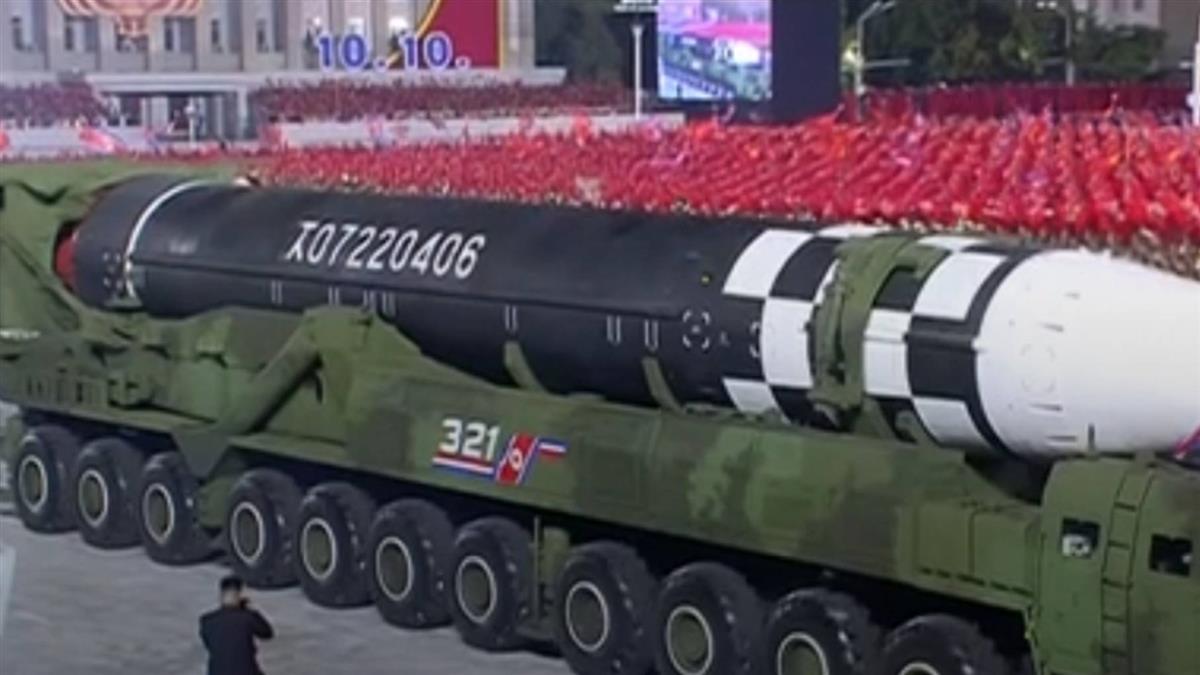 北韓秀新洲際彈道飛彈 專家:赤裸裸威脅美國