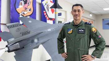 前線飛官分享F-16V 強大偵蒐能力化被動為主動
