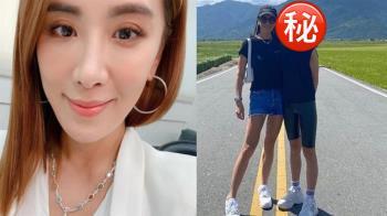 小禎超漂亮13歲女兒曝!超長美腿跟媽一樣高 網搶認岳母