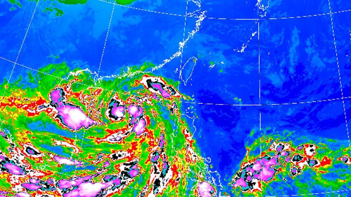 東北風影響!新北市及宜蘭嚴防大雷雨