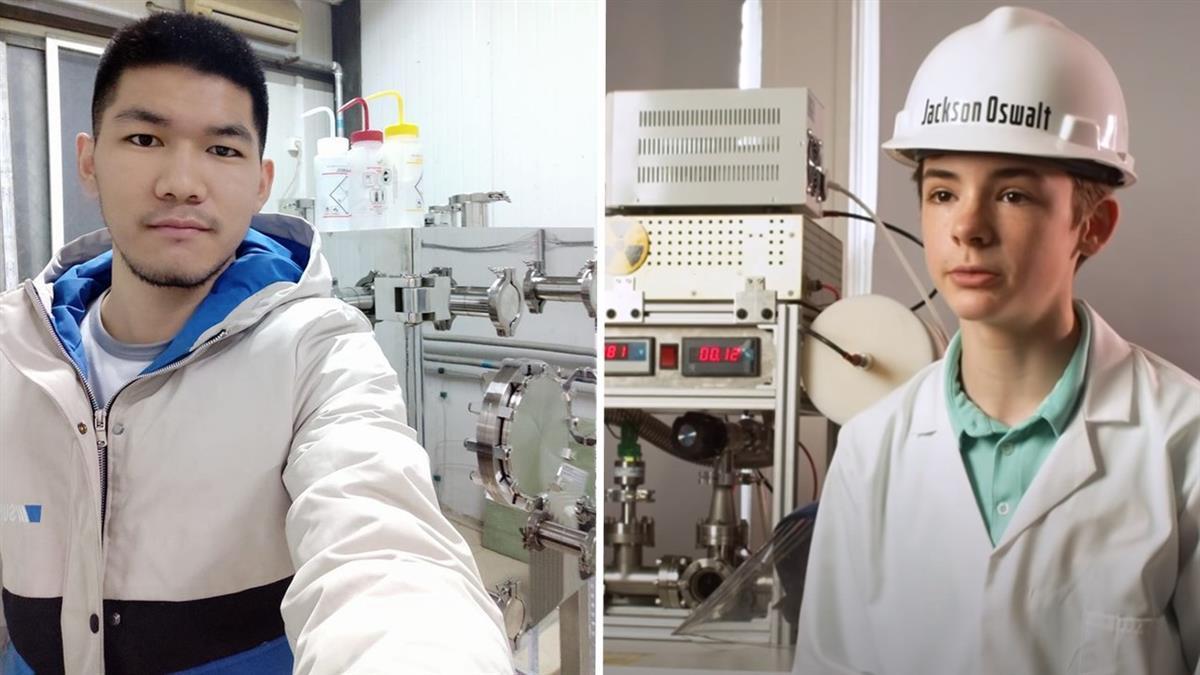 12歲童DIY核融合 意外釣出「台東鋼鐵人」:教育偏差偏科生難出頭