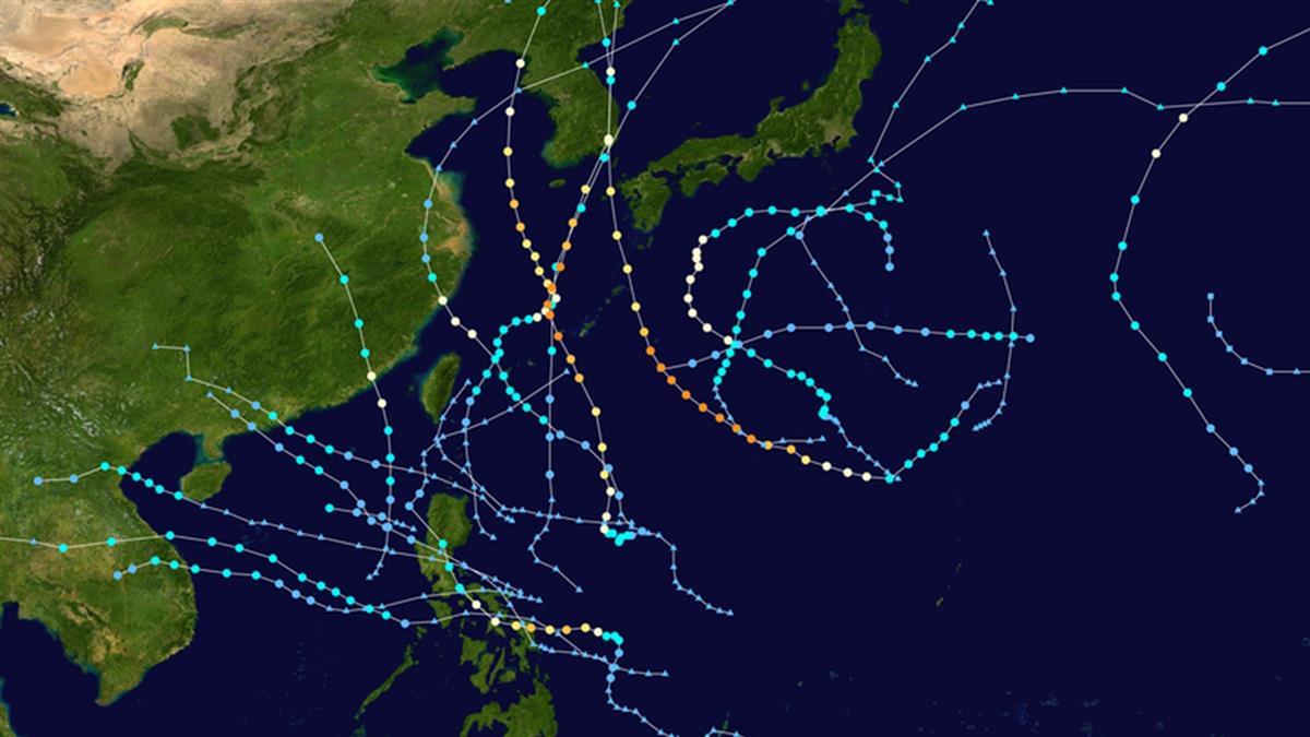 颱風都不來!台灣成「颱彎」 氣象專家揭關鍵:它太強