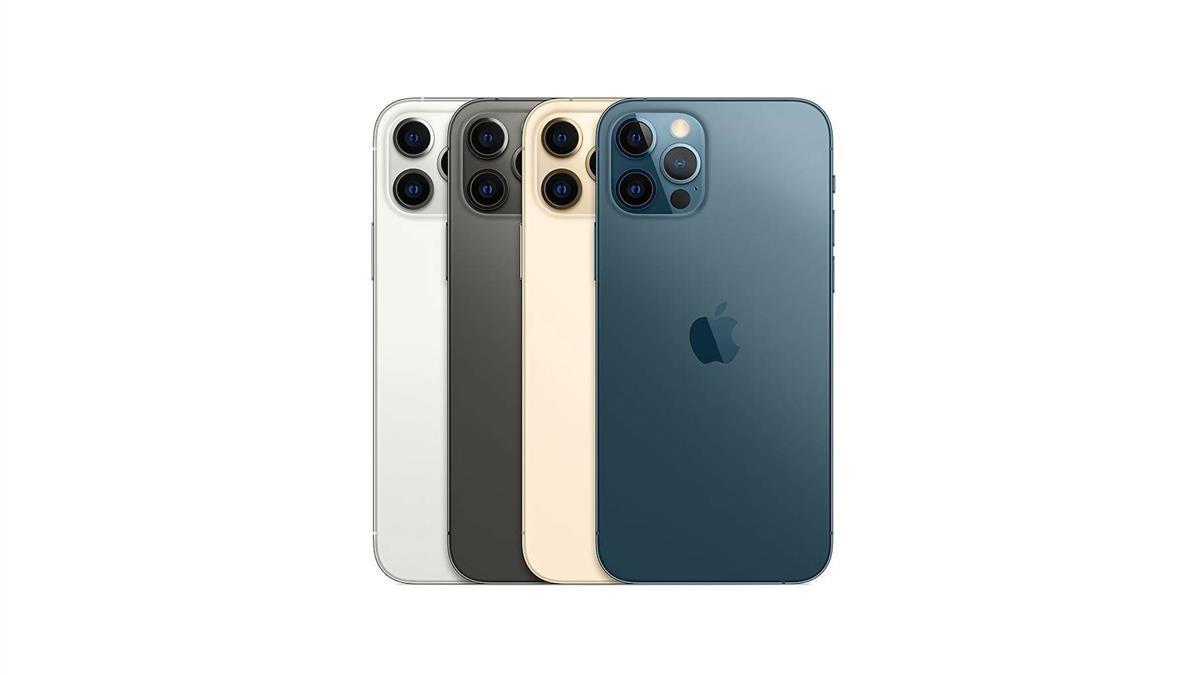 iPhone 12 Pro系列 台灣定價比前一代便宜4000元