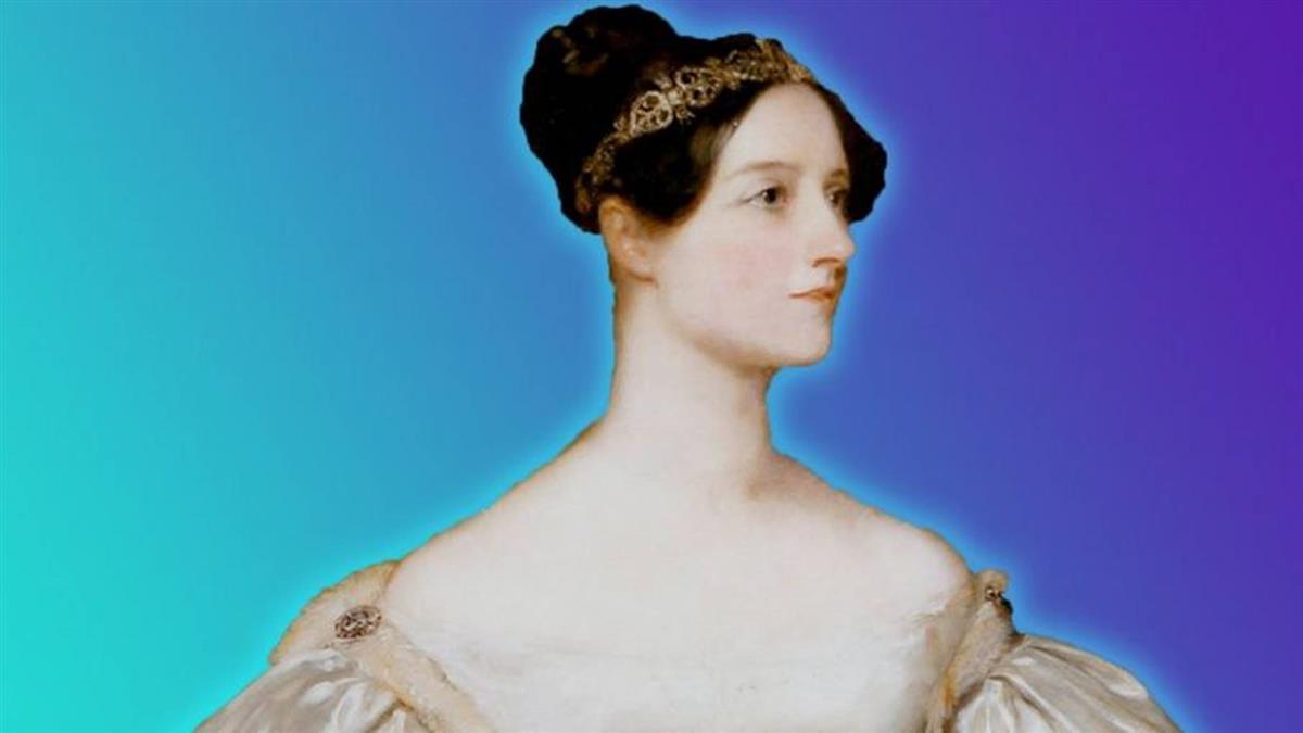 第一個給計算機寫程序的英國19世紀「理工女」