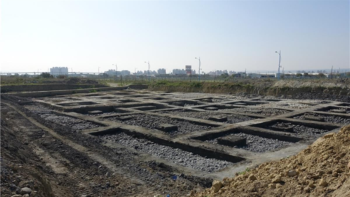 台中13期挖出千年遺址 建商被迫停工要賠3億