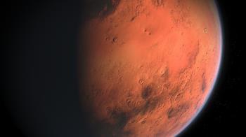 抬頭就能看見!最亮「火星衝」在今晚 錯過再等15年