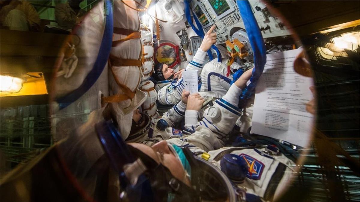 俄羅斯快速載人任務 僅3小時3分鐘即抵國際太空站