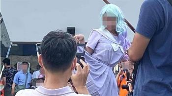 動漫展掀裙露下體! 女大生不認罪:法律沒禁止不穿內褲