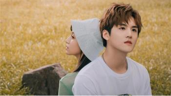 許凱皓找陳敬宣合拍MV舔情傷 自曝難忘前女友的微笑