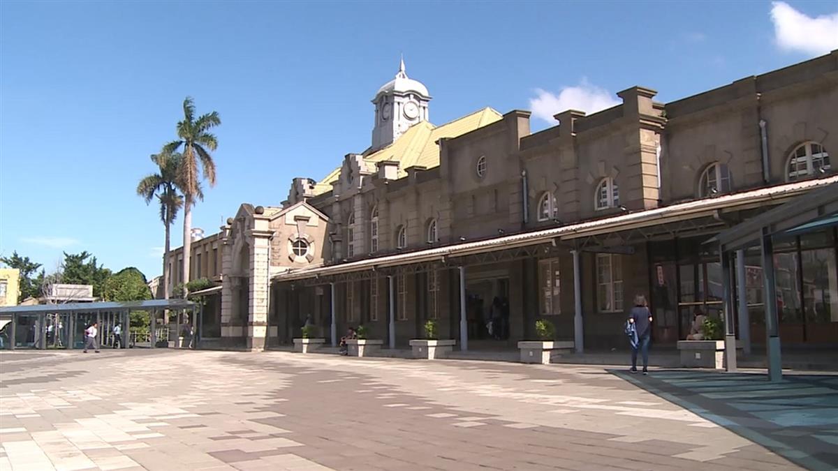 夯!百年新竹車站換新裝 遊客新拍照景點