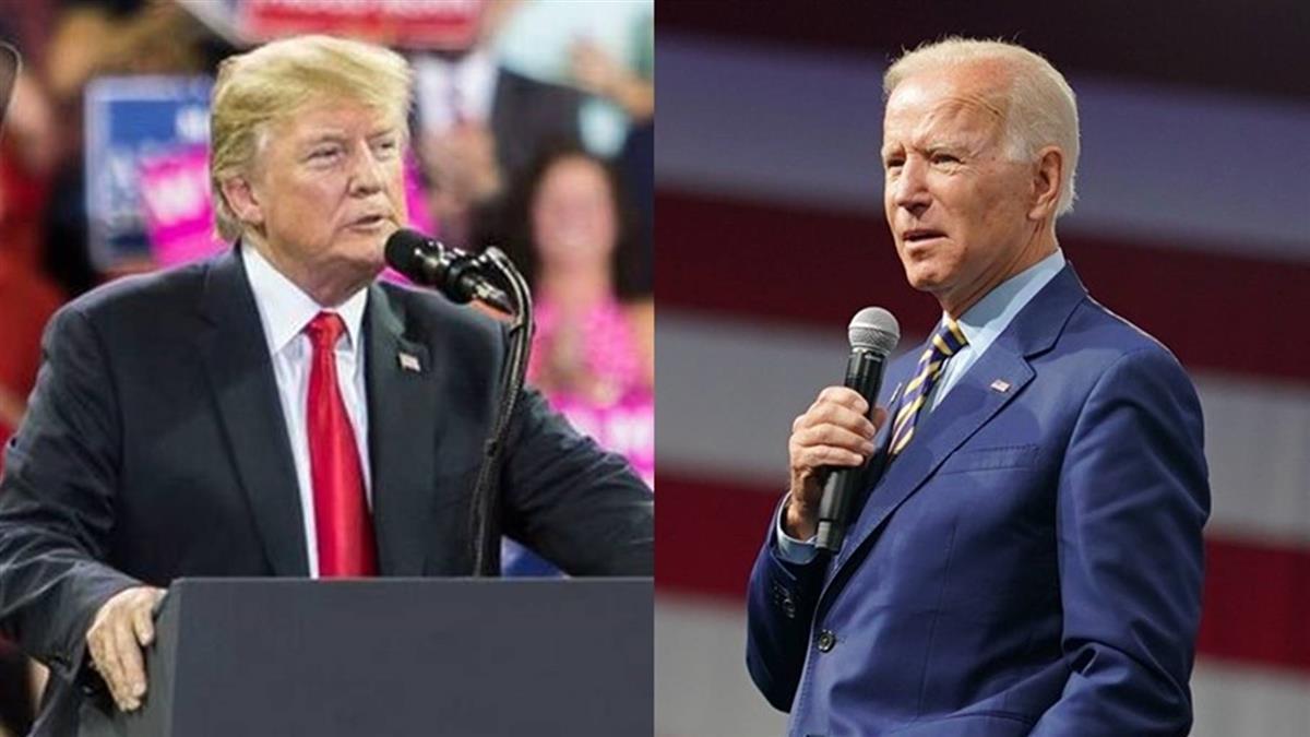 川普逆轉勝?美總統大選最新民調出爐 倒數三週出現變化
