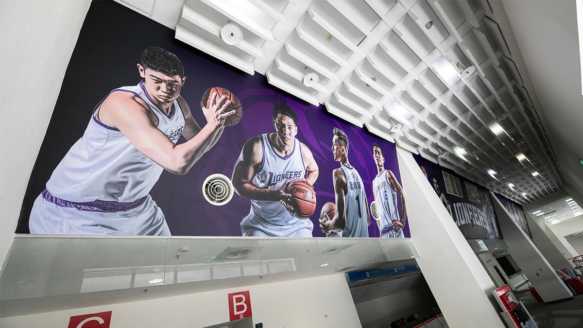 新竹攻城獅棲息地公開亮相 全台最高規格籃球館降臨新竹