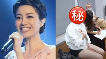 驚人!42歲徐懷鈺真面目近照瘋傳 網都嚇壞了