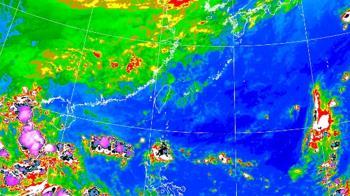 南北天氣差很多!大豪雨炸宜蘭 明晚將變天