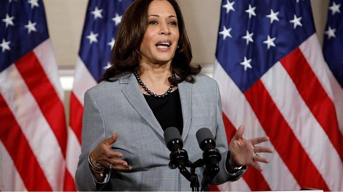 美國總統大選:民主黨副總統候選人哈里斯會成為首位黑人亞美混血女副總統嗎?