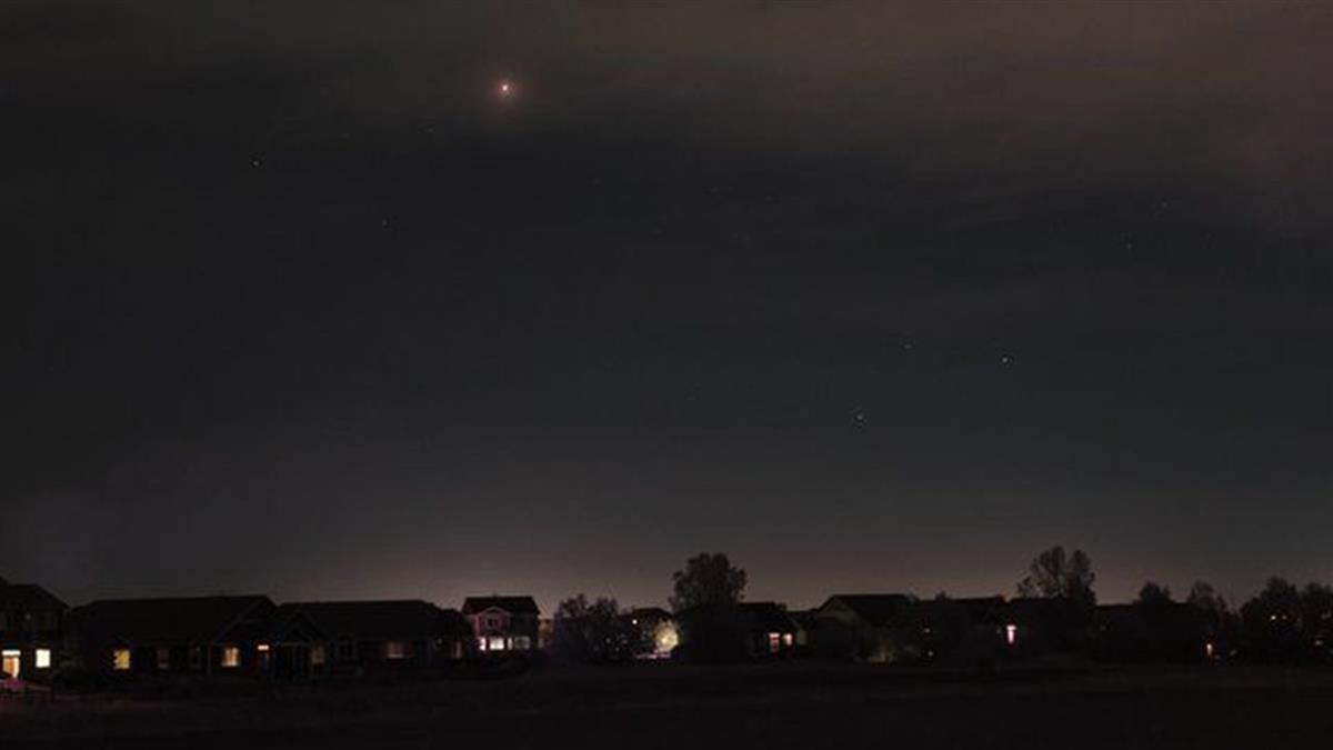 火星衝日現象再次讓人們對紅色星球著迷