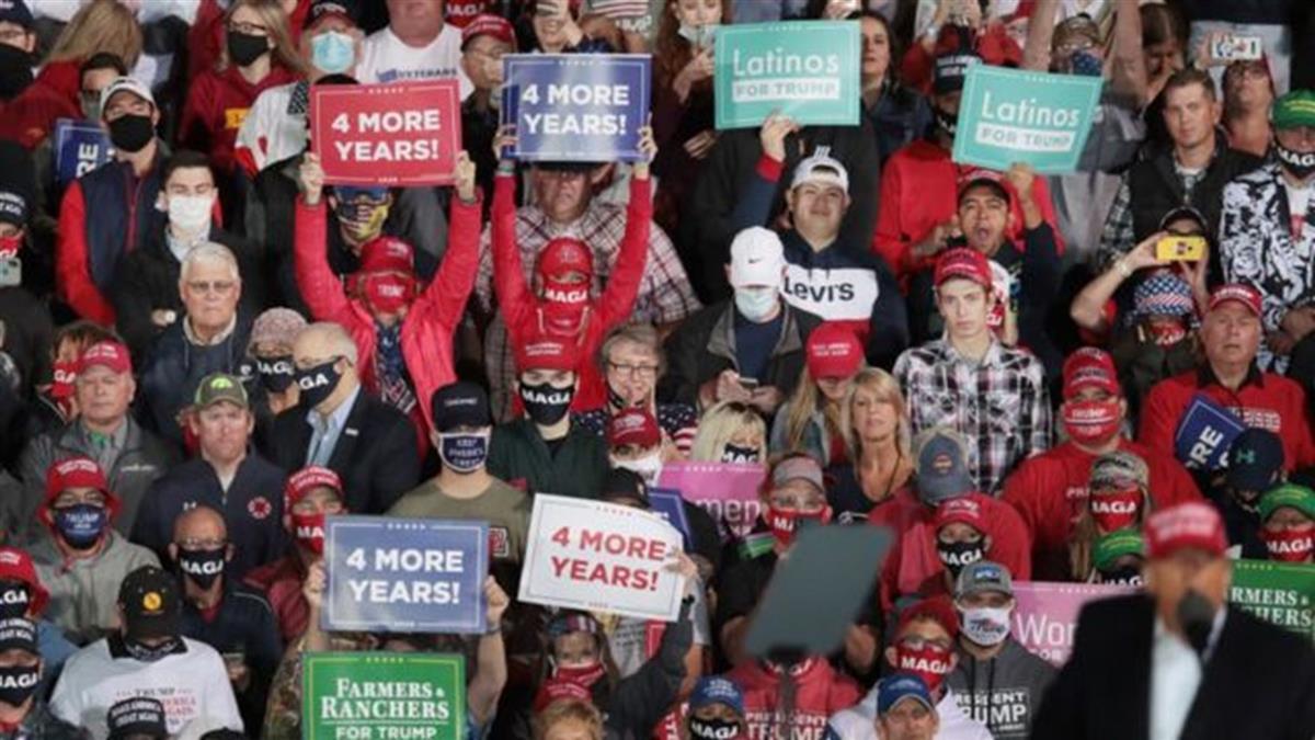 美國大選:拜登領先民調下,川普仍可入主白宮的五種可能