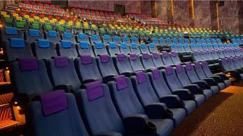 迎接同志遊行 威秀影城以「彩虹」元素打造影廳