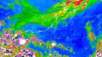 又有颱風恐生成!這天起雨彈連下4天 低溫下降9度