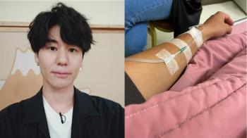 28歲風田被緊急送醫!肚子劇痛恐要開刀 病因曝令人崩潰