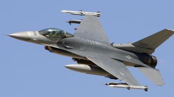 男上班遭F-16戰機爆頭慘死!訓練誤認目標 空軍坦承疏失