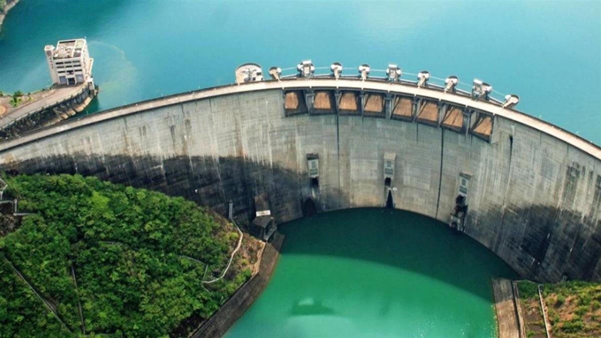 東北季風帶來降雨 翡翠水庫蓄水量增至近6成