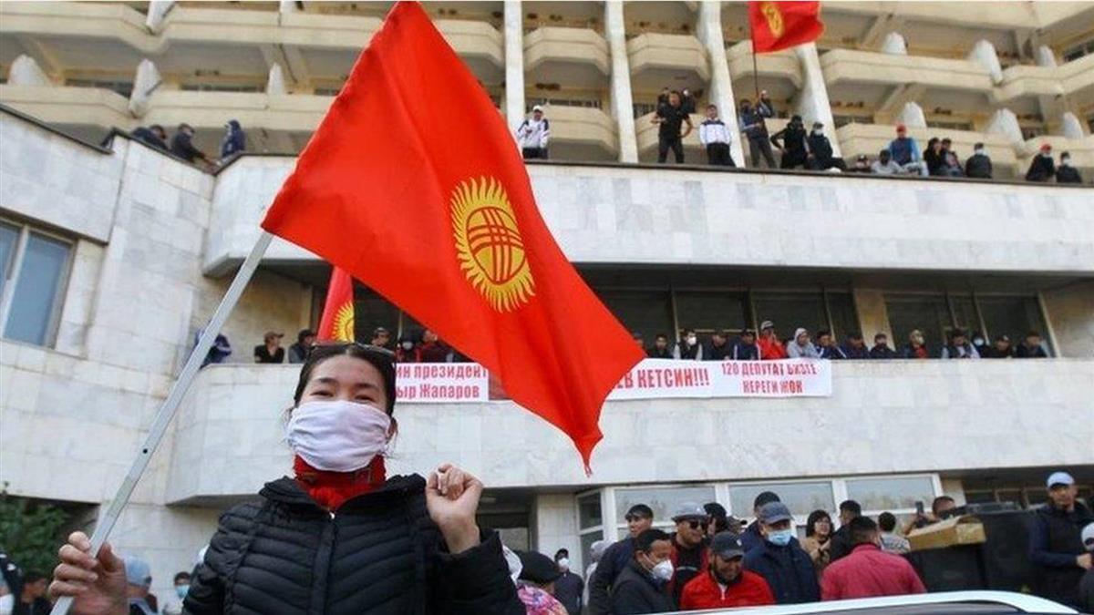吉爾吉斯斯坦風雲變 一帶一路為滄桑