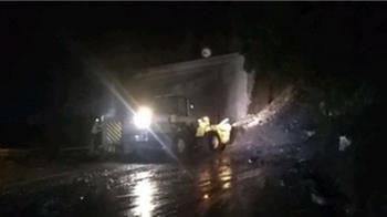 土石流黃色警戒19條 分布宜蘭3鄉鎮