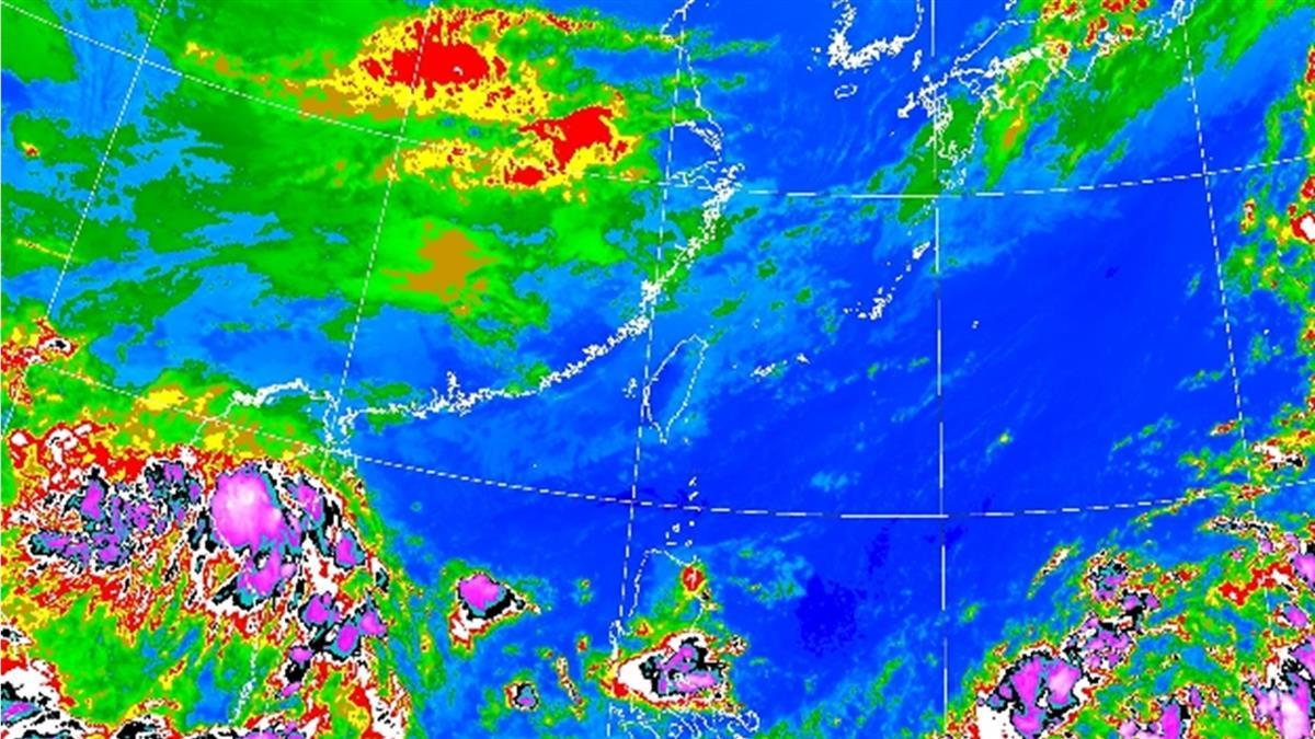 東北風影響 北東防大雨豪雨