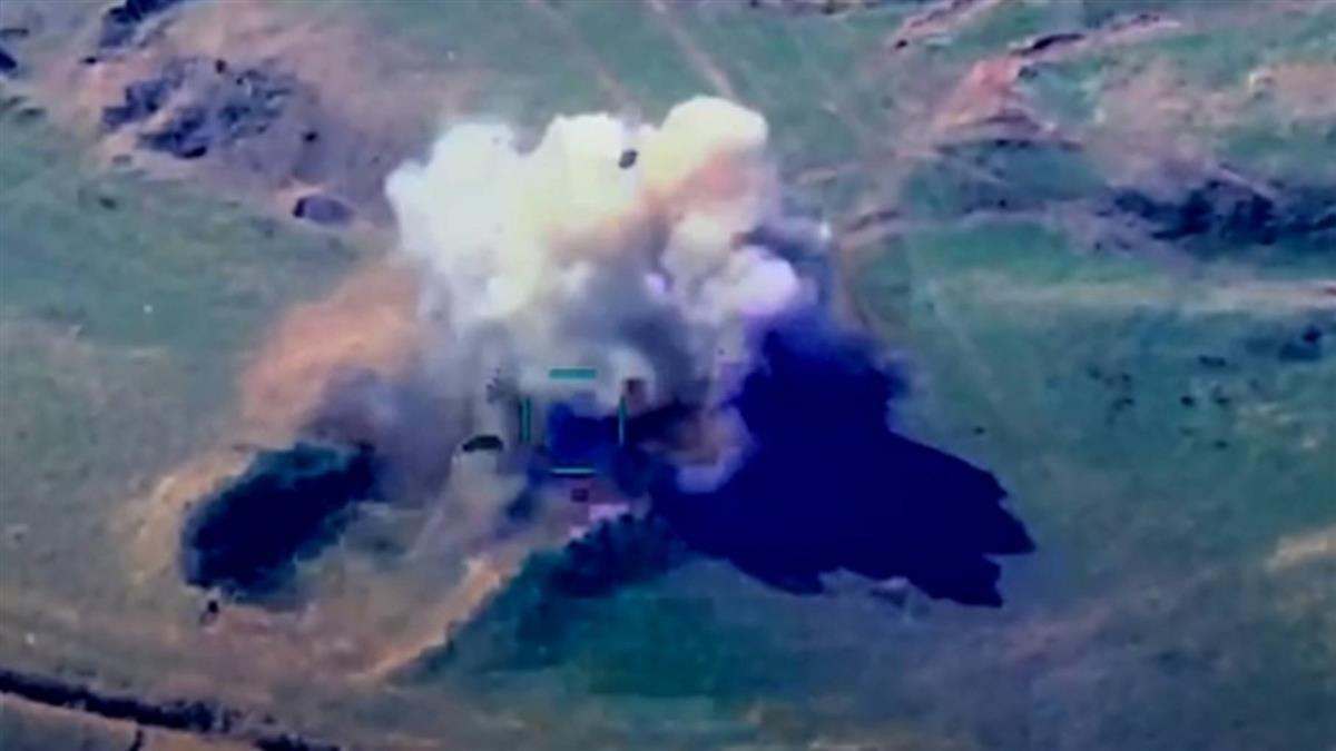 人道停火不到4分鐘 亞美尼亞控亞塞拜然發射大砲