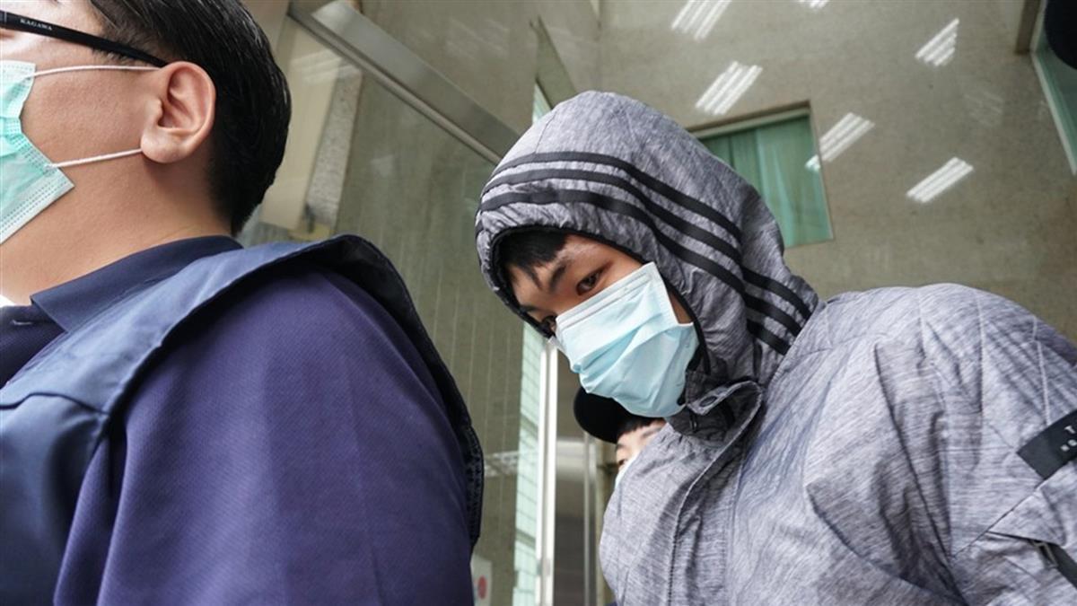 保護傘餐廳被潑髒水涉教唆3男下午移送北檢