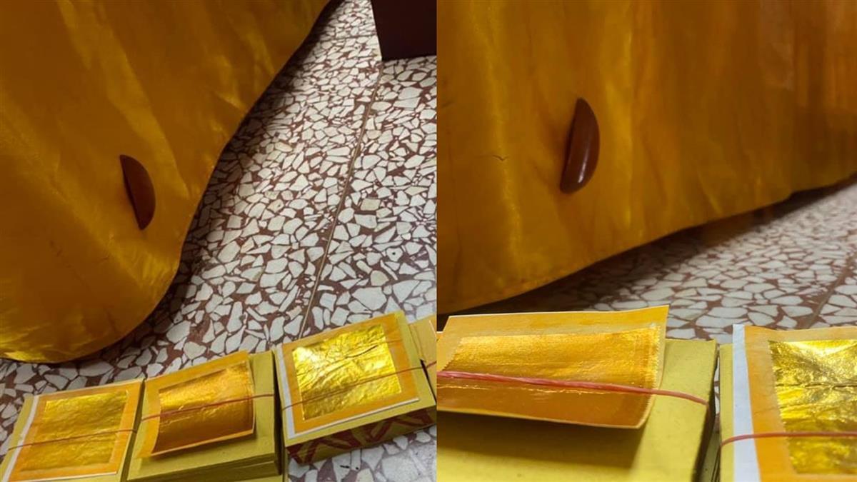 宜蘭女信徒擲筊!竟黏神桌30小時 廟方嚇:神明有重大指示