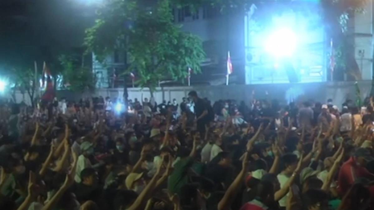 泰國學運愈演愈烈 名人不再沉默發聲支持抗議者