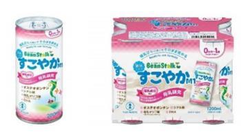 驚!「液態嬰兒奶」混入金屬碎片 日本雪印緊急回收40萬罐
