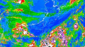 颱風即將生成!這天起雨連炸3天 低溫下探1字頭