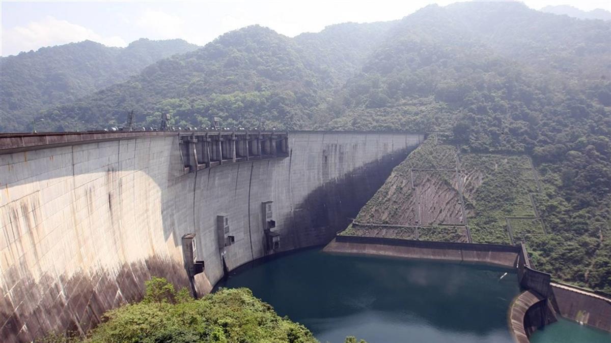 翡翠水庫蓄水回升 大台北用水110年1月底無虞