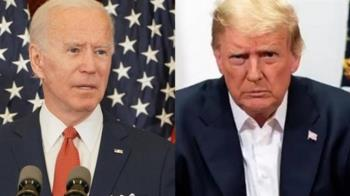 美總統大選終場辯論22日登場!川普承諾先測武肺