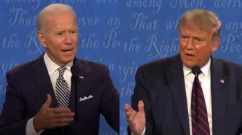 美大選第3場辯論會22日舉行!川普、拜登皆同意出席