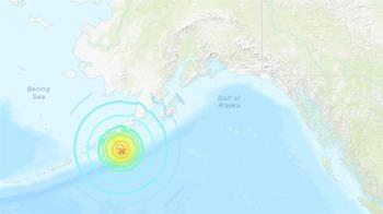 美阿拉斯加外海規模7.5強震 當局發布海嘯警報