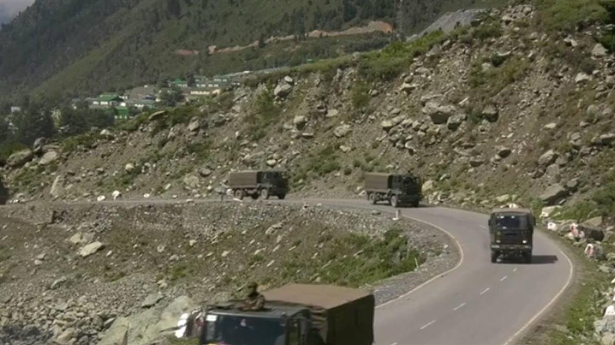 印度邊界尋獲「迷路解放軍」 中方:盡速移交人員